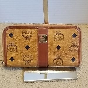 MCM Wallet made in Germany